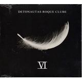 Cd Detonautas Roque Clube   Vi