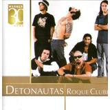 Cd Detonautas Roque Clube   Warner 30 Anos
