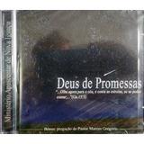 Cd Deus De Promessas   Ministério Apascentar De Nova Iguaçu