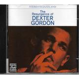 Cd Dexter Gordon The Resurgence Of Dexter Gordon