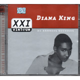 Cd Diana King   21 Grandes Sucessos