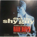 Cd Diana King   Shy Guy   Bad Boys   Single