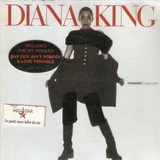 Cd Diana King   Tougher  Than Love   Usado