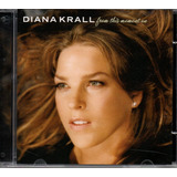 Cd Diana Krall   From This Moment Ou