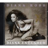 Cd Diana Ross   Diana Externded