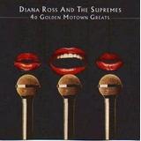 Cd Diana Ross 40 Golden Motown Greats 2 Cds Uk