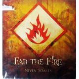 Cd Diante Do Trono Fan The Fire   Nivea Soares