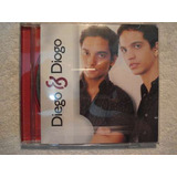 Cd Diego E Diogo Original Lacrado