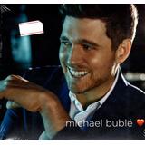 Cd Digipack Michael Bublé   Love