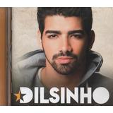 Cd Dilsinho 2014 Álbum De Estréia Universal Usado