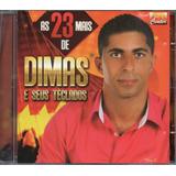 Cd Dimas E Seus Teclados   As 23 Mais