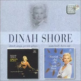 Cd Dinah Shore Sings Previn Plays somebody Loves Me  uk