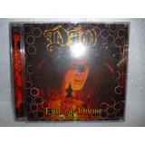 Cd Dio   Evil Or Divine  2003 Raro Br