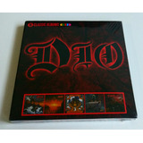 Cd Dio 5 Classic Albums Holy Diver Last In Line Sacred Heart