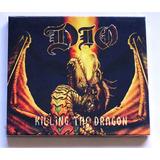 Cd Dio Killing The Dragon Limited Edition Lacrado Importado
