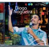 Cd Diogo Nogueira   Ao Vivo