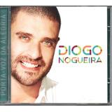 Cd Diogo Nogueira   Porta    Voz Da Alegria   Jbm