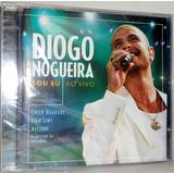 Cd Diogo Nogueira   Sou Eu Ao Vivo
