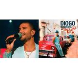 Cd Diogo Nogueira Ao Vivo Em Cuba 2012 Lacrado