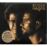 Cd Diogo Nogueira E Hamilton De Holanda   Bossa Negra