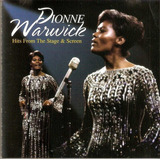Cd Dionne Warwick   Hits From The Stage E Screen   Importado