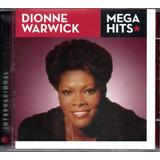 Cd Dionne Warwick   Mega Hits