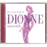 Cd Dionne Warwick   The Very Best Of   Novo