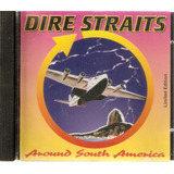 Cd Dire Straits   Around South America   Novo Deslacrado