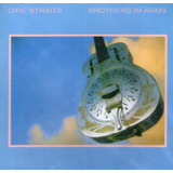 Cd Dire Straits   Brothers In Arms   Novo Lacrado