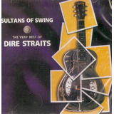 Cd Dire Straits   The Very Best Of   Novo Lacrado