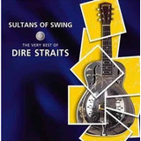 Cd Dire Straits Sultans Of Swing The Very Best Of   Lacrado