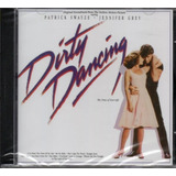 Cd Dirty Dancing The Time Of My Life Patrick Swaze  lacrado