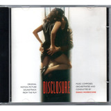 Cd Disclosure   Original Mition Picture Soundtrack  From