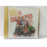 Cd Disney High School Musical O Desafio Nacional
