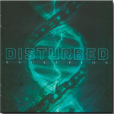 Cd Disturbed   Evolution