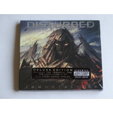 Cd Disturbed Immortalized Digipack Deluxe 3 Bônus Importado