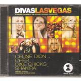 Cd Divas Las Vegas Concert Vh1 Celine Dion Dixie Chicks Cher