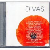 Cd Divas Tina Turner Lara Fabian Diana Ross Original