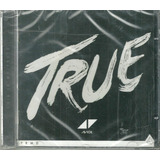 Cd Dj Avicii True This Is My Truth 2013 Universal Lacrado