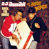 Cd Dj Jazzy Jeff & The Fresh Prince Rock The House