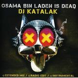 Cd Dj Katalak Osama Bin Laden Is Dead