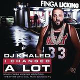 Cd Dj Khaled I Changed A Lot