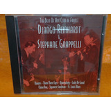 Cd Django Reinhart & Stephane Grappelli   The Best Of