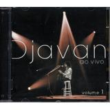 Cd Djavan   Ao Vivo Vol 01
