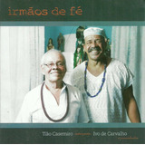 Cd Do Ogan Tião Casemiro   Irmão De Fé  Tião Interpreta Ivo