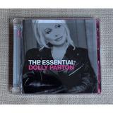 Cd Dolly Parton The Essential Com 2 Cds Made In The Eu