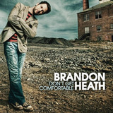 Cd Don t Get Comfortable   Brandon Heath