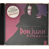 Cd Don Juan De Marco Trilha Sonora 1995   B6