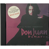 Cd Don Juan Trilha Sonora Soundtrack   B1