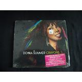 Cd Donna Summer   Crayons